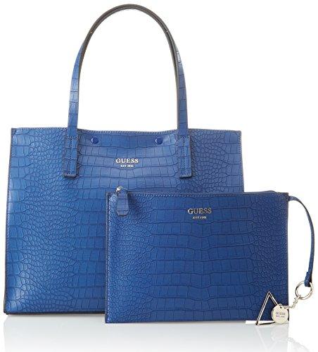 Bleu épaule Sacs Guess Hobo Blue Bags portés qwOHvHZ0