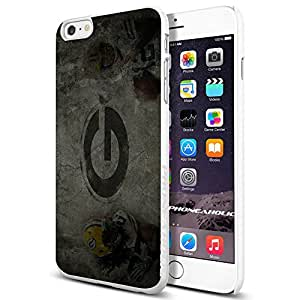 NFL Green Bay Packers Aaron Rodgers and Clay Matthews, Cool iPhone 6 Plus (6+ , 5.5 Inch) Smartphone Case Cover Collector iphone TPU Rubber Case White