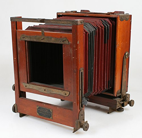 5 x 7 VIEW CAMERA, DOES NOT COME WITH GROUND GLASS OR LENS BOARD from Unknown