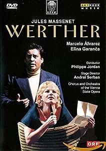 Massenet, Jules - Werther (NTSC) [Reino Unido] [DVD]