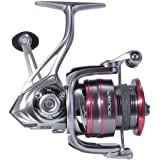 Cadence Fishing CS7 Match Reel | Durable Aluminum Frame | Carbon Composite Rotor & Side Plate | 9 + 1 Corrosion Resistant Bearings | Available in sizes 3000 & 4000