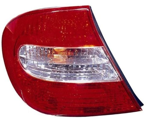 TOYOTA CAMRY TAIL LIGHT LEFT (DRIVER SID - Left Rear Tail Light Shopping Results