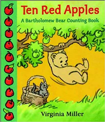 Book Ten Red Apples