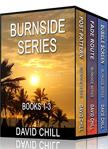 The Burnside Mystery Series, Box Set # 1,  Books 1-3 (The Burnside Mystery Series Box - Handled Pattern