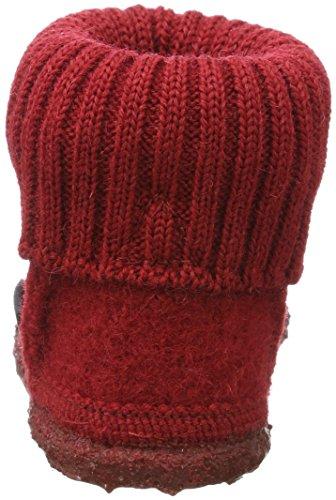 Nanga Unisex Kids' Tal High Slipper Boots Red (Rot) ffVXJh