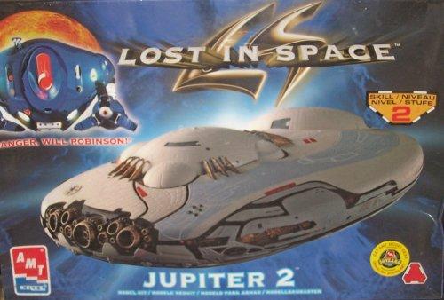 Lost Space Jupiter Model Kit product image