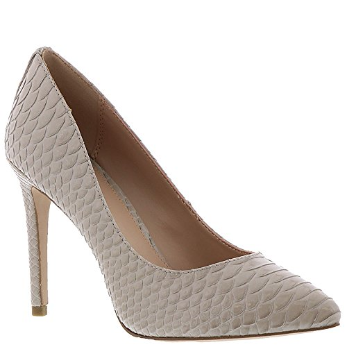 BCBG Generation Women's Heidi Pump, Grey, 9 Medium US
