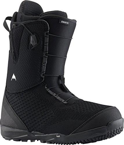 Burton Swath Snowboard Boots Mens Sz 10 Black