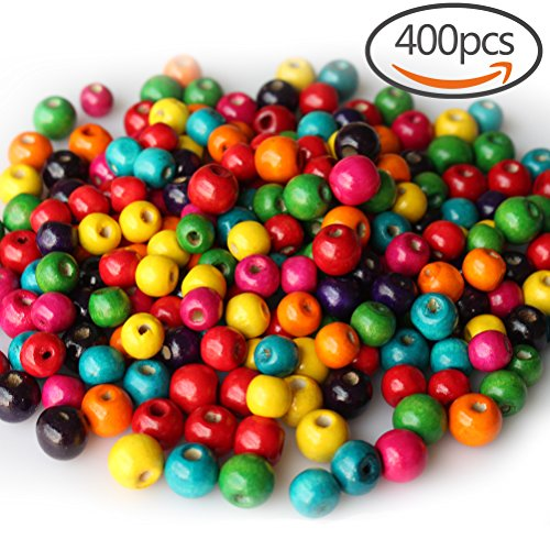 Wooden Beads - 8
