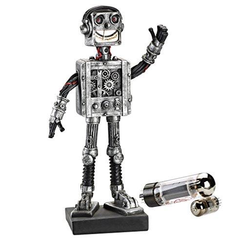 robot statue - 1