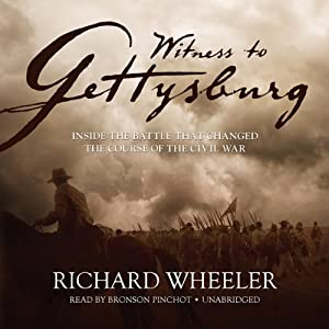 Witness to Gettysburg Audiobook