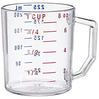 Measure Cup 1 Cup Clear