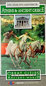 Great Cities of the Ancient World - Athens & Ancient Greece [VHS]