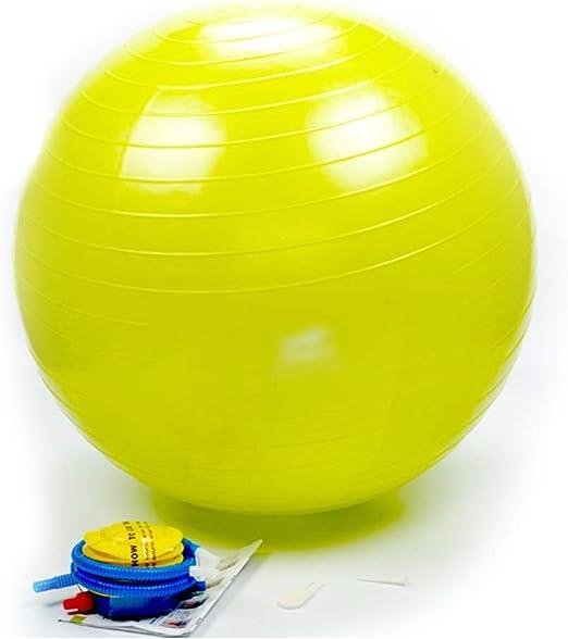 Balón de Yoga para Entrenamiento de balón de Equilibrio Interior y ...