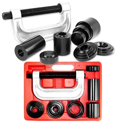 (Neiko 20597A Automotive Ball Joint Service Tool Kit, Remove & Install for 2WD & 4WD, 10 Piece Set)