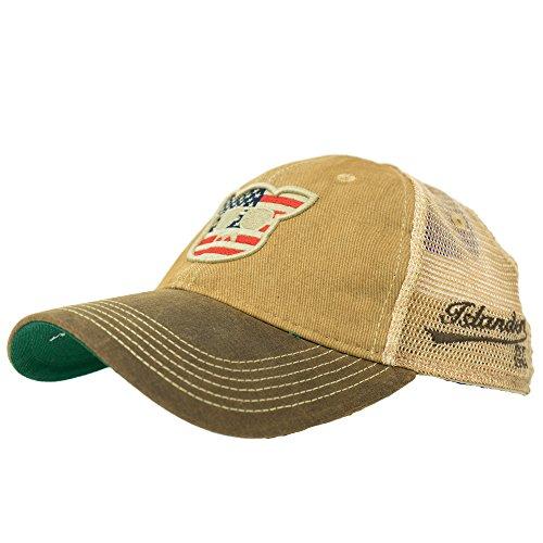 b7e5e95d816ab Islanders Pig Face Trucker Hat