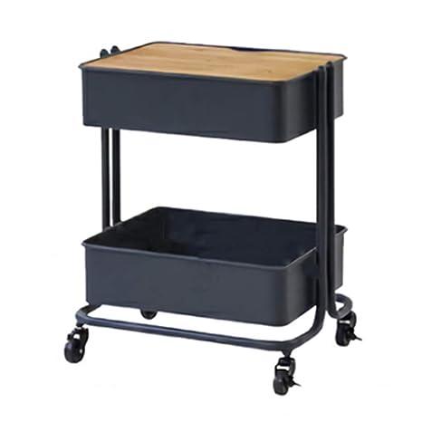 Amazon.com: Mesas de café para el salón, almacenamiento de ...