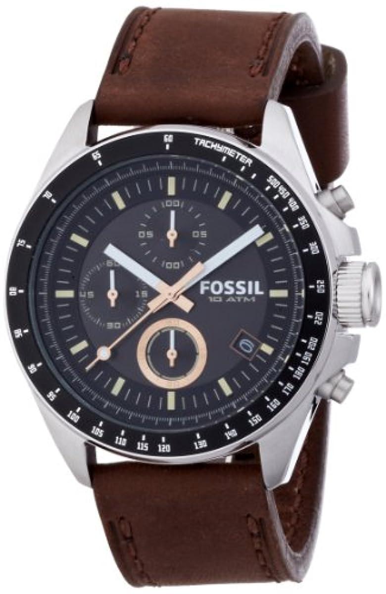 [해외] [파슬(Fossil)]FOSSIL 손목시계 DECKER CH2885 맨즈 【정규 수입품】