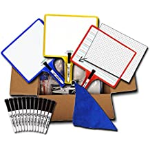 Kleenslate Concepts Dry Erase Board System Standard Classroom Pack Dry Erase Boards