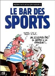 Le Bar des sports par Alexandre Mermin