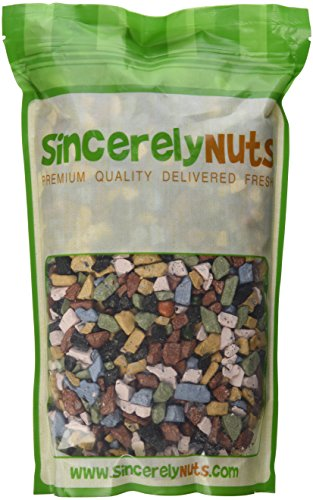 Milk Chocolate Rocks 3 pound bag (48 ounces of candy coated chocolate pebbles)