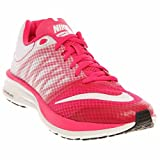 Nike Womens Lunarspeed Running Shoes (9.5M, Pink Force/White)