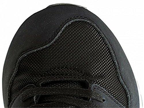 Baskets Et Boston Noires Noir Blanches 42 wqvwr7F