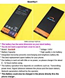 (Microsoft Lumia 950 Screen Protector) 3500mAh