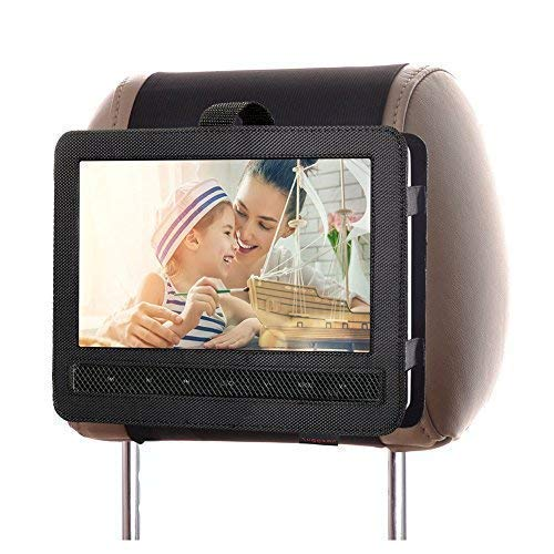 ZugGear DVD Player Headrest