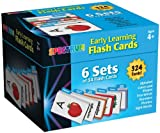 Early Learning Flash Cards, Carson-Dellosa Publishing Staff, 1609960742