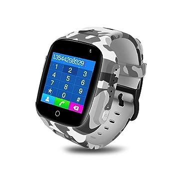Smart Watch para niños Rastreador de GPS: Amazon.es: Electrónica