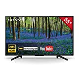 "TV Sony 55"" - 4K UHD