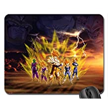 Dragonball Z Mouse Pad, Mousepad (10.2 x 8.3 x 0.12 inches)