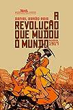 capa de A Revolução que Mudou o Mundo. Rússia, 1917