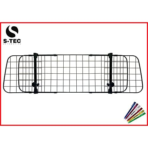 good S-tech Mesh Dog Guard Pet Car Barrier Cage Heavy Duty Durable Wire FREE S-TECH PEN - 1649