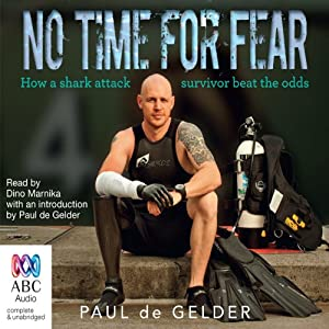 No Time for Fear Audiobook