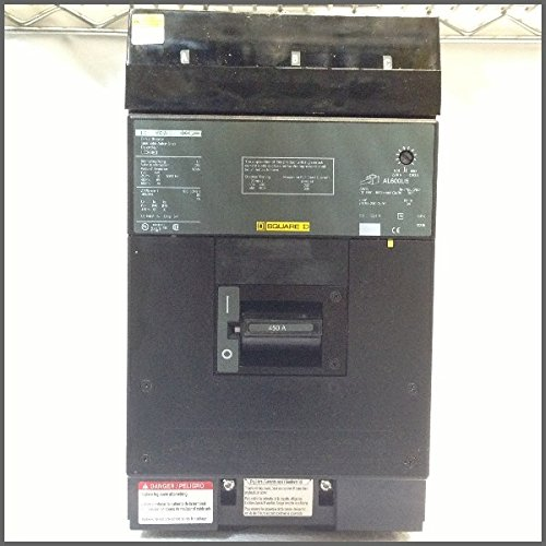Square D I-Line LC36400 400A Circuit Breaker