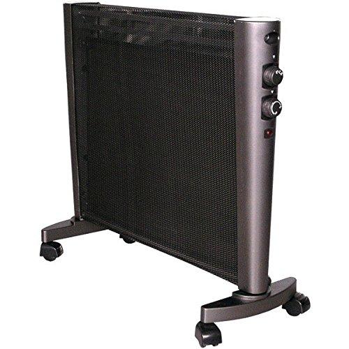 Optimus OPSH8411 H-8411 Micathermic Flat-Panel Heater
