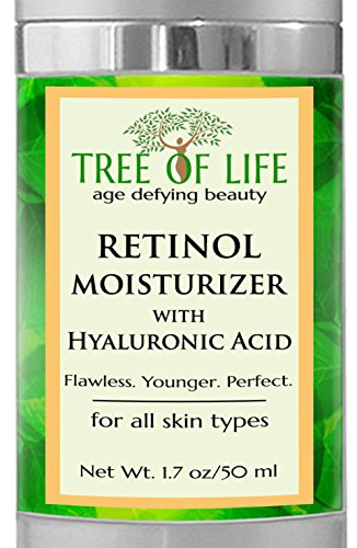 Retinol Moisturizer Face Cream - Clinical Strength (What's The Best Moisturizer)