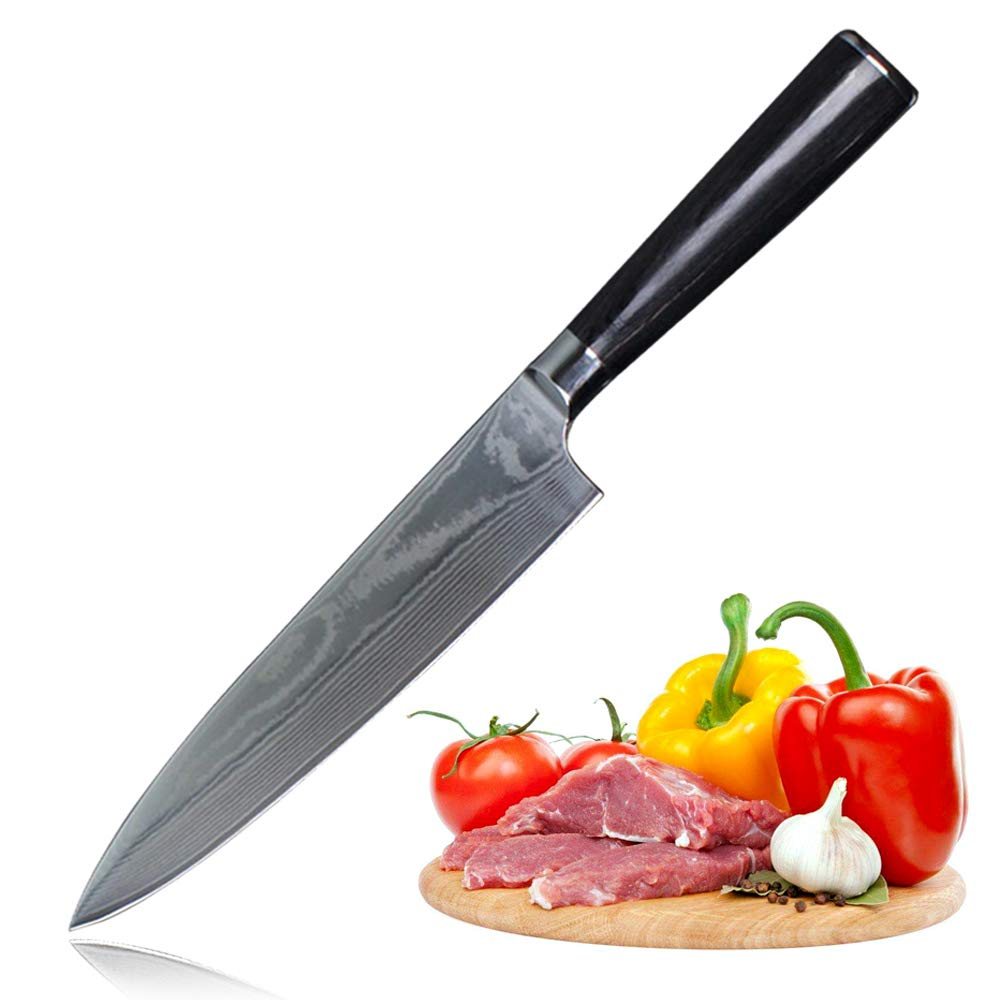 Amazon.com: no!no! Professional Chef Knife Sashimi Knives ...