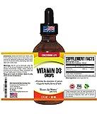Cheap Vitamin D3 Liquid Drops Supplement – Exceptional D3 Vitamin Drops 5000 IU
