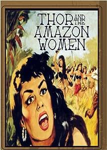 Amazon.com: THOR AND THE AMAZON WOMEN: Sinister Cinema ...