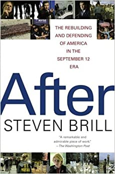 Book After: The Rebuilding and Defending of America in the September 12 Era