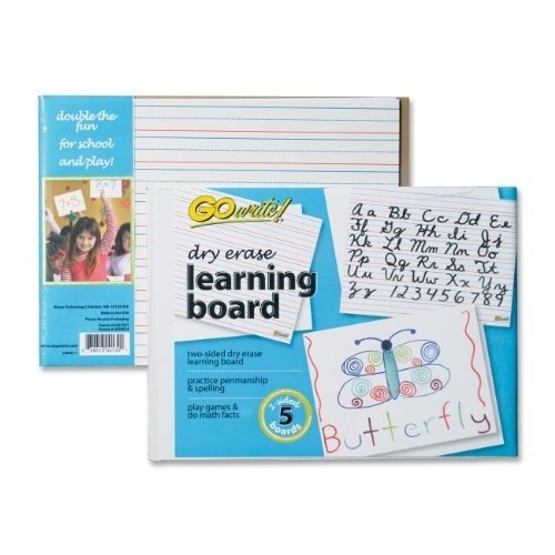 gowrite-dry-erase-2-sided-learning-boards-825-x-11-inches-white-5-boards-lb8511