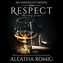 Respect: An Infidelity Novel Audiobook by Aleatha Romig Narrated by Brian Pallino