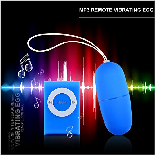 FANGMING 20 Modes MP3 Remote Vibrating Egg Remote Control Bullet Vibrator Sex Vibrator Vibrating Wireless Jump Egg Sex Toys Sex Products