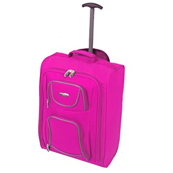 FlyGEAR Cabin Approved Super Lightweight Hand Luggage Travel Wheel ...