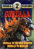Godzilla vs The Smog Monster / Godzilla vs Megalon (Double Feature)