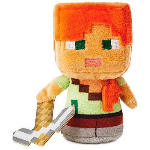 Alex Plush - itty bittys Minecraft Alex Stuffed Animal Itty Bittys Hobbies & Interests