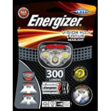 Energizer Vision HD+ Focus LED Headlamp (Batteries Included) by Energizer Battery Company, inc.